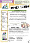 Bulletin d&#039;inform&#039;action n 14 - Janvier 2011