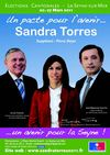 Elections cantonales 2011 - La Seyne-sur-Mer - Sandra Torres 