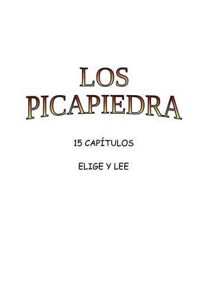 Terms Of Use >> Calaméo - LOS PICAPIEDRA