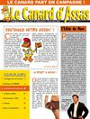Canard d&#039;Assas 438 - Fvrier - Mars 2008