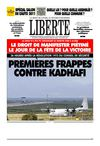 LIBERTE ALGERIE (liberte-algerie.com) du 20 Mars 2011