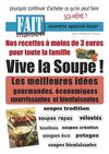 FAIT MAISON HORS SERIE &quot;SPECIAL SOUPE&quot;