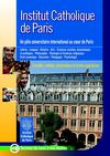 Diplômes et Formations de l'Institut Catholique de Paris