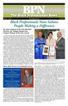 Apr 2011 Black Professionals News Volume 1 Issue 1