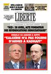 LIBERTE ALGERIE (liberte-algerie.com) du 20 Avril 2011
