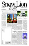 Snow Lion: The Buddhist Magazine & Catalog, Spring 2011 (N94)