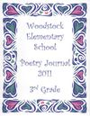 3rd Grade Poetry Journal