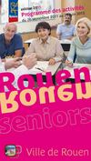 Programme des activits Rouen Seniors 2011-2012