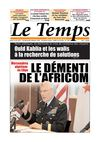 Le Temps d&#039;Algrie Edition du Mercredi 02 Juin 2011