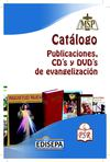 Catalogo de Material de Evangelizacin de los MSP 2011