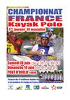 Dossier presse kayak polo 2011