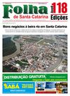 FOLHA DE SANTA CATARINA - EDIO 118