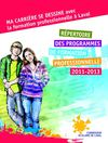 Rpertoire des programmes de formation professionnelle 2011-2013