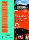 Programme des animations 2011