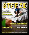 LONGBOARD STEEZE MAGAZINE JULY 2011