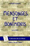 Mensonges et boniments