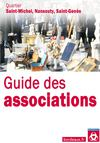 Guide 2011-2012 des associations du quartier Saint-Michel/Nansouty/Saint-Genès