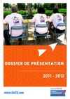 Dossier de Prsentation de la Ligue de l&#039;Enseignement FAL 72 - 2011