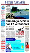 Jornal Hoje Cidade 10-09-11