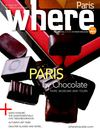 Where Paris Magazine - Octobre 2011