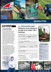 Newsletter Constructeur n°6 de sept/oct/nov 2011