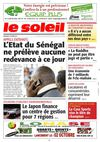 Edition du 05 Octobre 2011