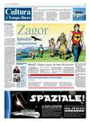 Zagor splendido cinquantenne. Corriere della Sera Milano, pag 15, 3 giugno 2011