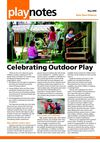 Celebrating Outdoor Play: Early Years Outdoors Learning 
