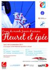 Brochure Tournois Coupe du Monde 2011