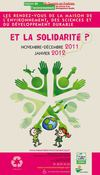 Programme environnement nov2011-janv2012
