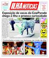 Jornal Ilha Notcias - Edio 1544 - 04/11/2011