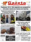 Jornal Gazeta de Varginha 08-11-2011