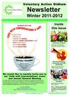 VAO Newsletter October - December 2011