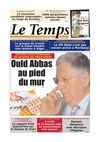 Le Temps d&#039;Algrie Edition du Dimanche 13 Novembre 2011