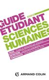 Guide tudiant Sciences Humaines Armand Colin 2011-2012