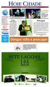 Jornal Hoje Cidade 26-11-11