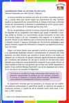 SUGERENCIAS PARA LA LECTURA EN VOZ ALTA. Material elaborado para Nivel Inicial y Primario.