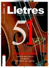 Lletres 51 Les novetats editorials en catal