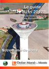 Calendrier de collecte Notre Dame de Monts 2012