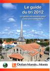 Calendrier de collecte Saint Jean de Monts 2012