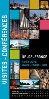 Programme des visites-confrence Paris Ile-de-France hiver 2012