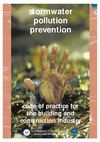 EPA - Stormwater pollution prevention - code of practice for the building and construction industry