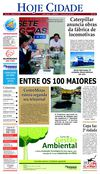 Jornal Hoje Cidade 14-01-12