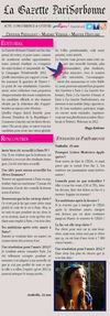 La Gazette PariSorbonne n15