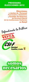 Programa Electoral 2012