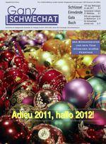 Jänner-Ausgabe 2012 © Stadtgemeinde Schwechat