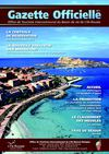 Gazette officielle de L'Office de Tourisme Intercommunal L'Ile-Rousse n°1