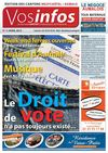 Journal Vosinfos n°13 - Edition Neufchâtel / Aumale - Avril 2012