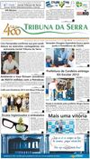 Jornal Tribuna da Serra - Edio Especial - n400 - Cordeiro RJ