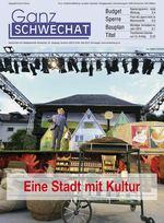Mai-Ausgabe 2012 © Stadtgemeinde Schwechat